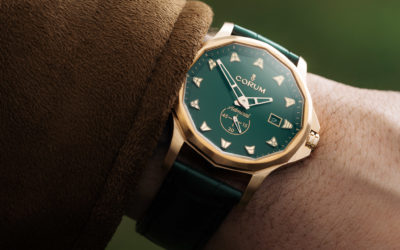 CORUM ADMIRAL BRONZE: AN ODE TO OLD SHIPS