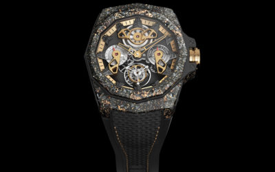 CORUM MASTERS THE SEAS WITH NEW AVANT-GARDE ADMIRAL COLLECTION WATCHES